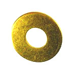 brass-finish-washers